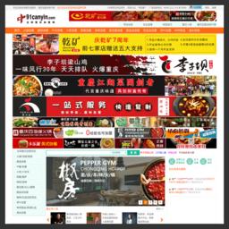 中国餐饮加盟网